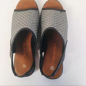 Women's Bernie Mev. Slingback Woven Sandal Sz7.5